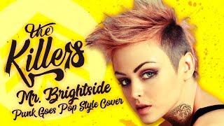 "The Killers - Mr. Brightside [Band: Fire For Glory] (Punk Goes Pop Style Cover) ""Pop Punk"""