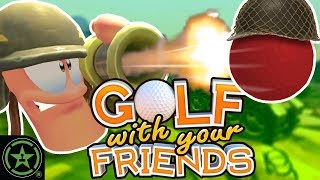 The Ultimate Crossover - Golf With Your Friends | Let's Play