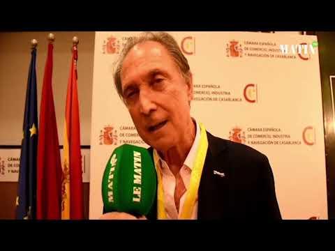 Video : La paire Kerinec Cyrille-Kaina Mourad s'adjuge le Trophée de la Chambre de commerce espagnole de golf