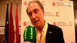 La paire Kerinec Cyrille-Kaina Mourad s'adjuge le Trophée de la Chambre de commerce espagnole de golf