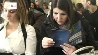 Encontro em Roma discute utilidades das redes sociais.