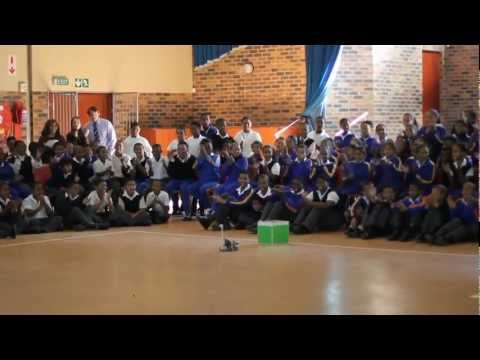 Volunteer IT Teaching Project David Hong – Cape Town