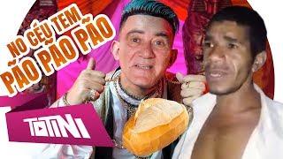 NO CÉU TEM PÃO PÃO PÃO - MC DIDI ft, GUITARRA HUMANA