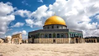 Israel Jerusalem: UFO over Dome of the Rock