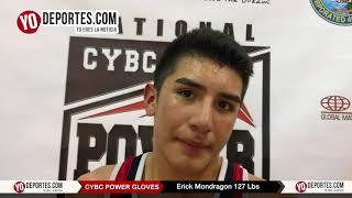 Erick Mondragon vs. Irving Alanis CYBC Power Gloves 2017