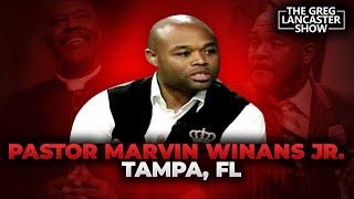 Pastor Marvin Winans Jr Tampa  FL