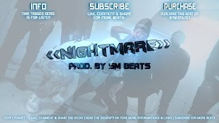 Medusa x Lutheck Freestyle Type Beat - Nightmare (Prod. By Sm Beats)