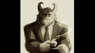 MAFIATALE-  Godfather Dreemurr (ASGORE) 【Jeffrey Watkins】