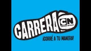 Carrera Cartoon Network 2016, Largada