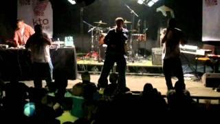 "Al-Fatnujah ""Rockafeller Skank"" live@Chonabibe Sound, Lublin 11.03.2011"
