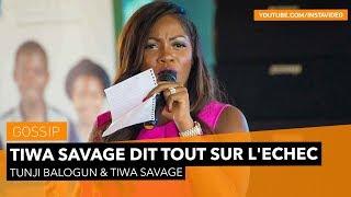Tiwa Savage dit tout sur l'échec de son mariage