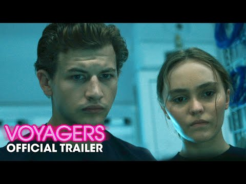 Voyagers (2021 Movie) Official Trailer – Tye Sheridan, Lily-Rose Depp