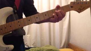 Pearl Jam - Porch Guitar Cover