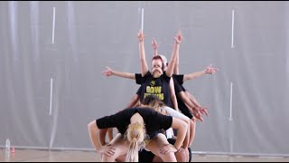 Royal Family Dance Crew Masterclass Spain