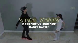 Star Wars Dance Battle #SiblingGoals