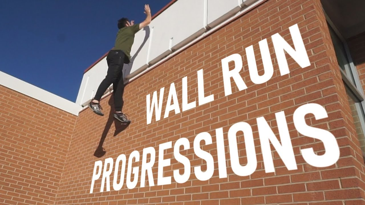 Master the Wall Run | Parkour Progressions