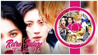 Triple H (트리플 H) – RETRO FUTURE | 8D AUDIO | USE HEADPHONES |
