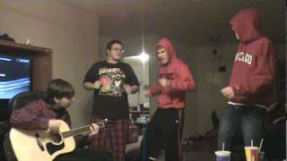 Laffy Tafft - D4L (Acoustic Cover)