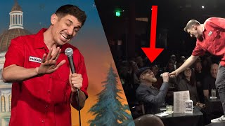 Albino Says The N-Word   Andrew Schulz   Stand Up Comedy