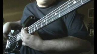 You're the First, the Last, My Everything (Barry White) - Bass Line