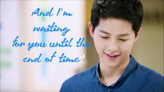 you are my everything lyric | descendants of the sun 2016