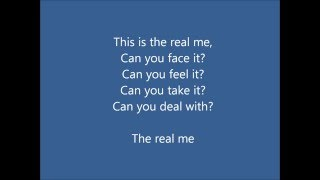 Jaci Velasquez - The Real Me (lyrics)