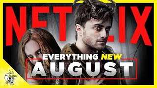 Everything NEW on Netflix You Must Watch in August | Flick Connection