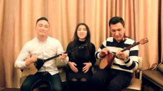 Made in KZ vs Kygo Stole the show dombyra cover