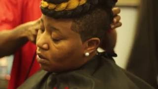 Rico the Barber Official Video
