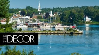 40 Beautiful American Towns You've Never Heard Of | ELLE Décor