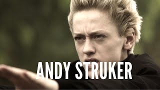 Andy Struker - All Scenes Powers | The Gifted