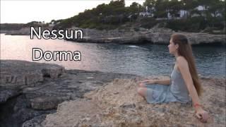 Miréya (16 years) - Nessun Dorma (cover, Pavarotti)