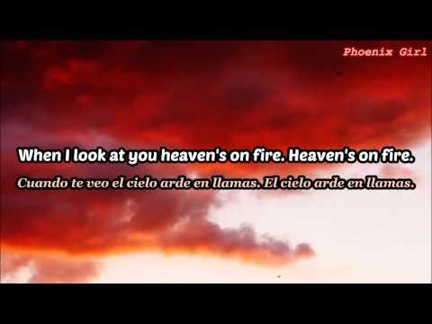 the-radio-dept-heavens-on-fire-sub-espanol-lyrics-phoenix-girl