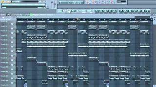 Agressive Rap Beat Instrumental by ch prod made in fl studio 10