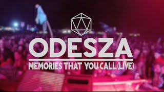 Odesza: Memories That You Call| Live at Northern Nights