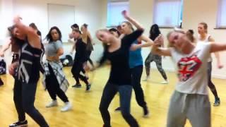 BBHM£ Choreography