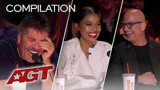 Talent So Funny That You'll Cry From Laughter! - America's Got Talent 2019
