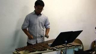 Percussion Command Performance: Allegro from Eine Kleine Nachtmusik - Marimba