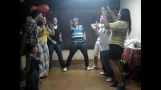 Dança da Tequila