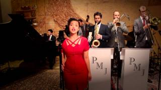 """Stay With Me - Vintage 1940s """"Old Hollywood"""" Style Sam Smith Cover ft. Cristina Gatti"""