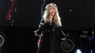 Stevie Nicks ~ Goodbyes (wearing crown/wreath) 9-15-2017