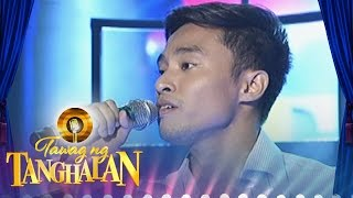 Tawag ng Tanghalan: Gerwin Torrente | Only Reminds Me Of You width=