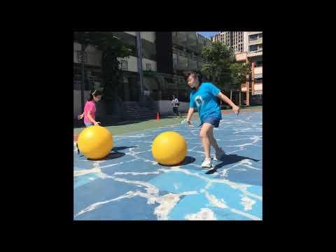 20200618木柵國小76屆503班趣味競賽 加入動攝 - YouTube