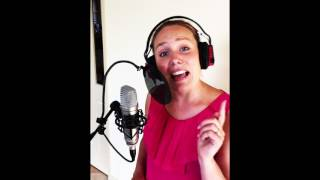 Faith - Steph McCorkelle (A Capella cover)
