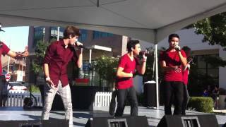 "IM5 - Acapella ""The Way You Make Me Feel"" MJ cover 