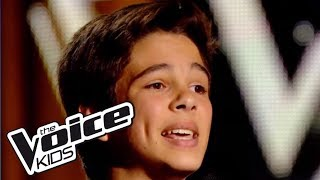 The A Team - Ed Sheeran | Paul | The Voice Kids 2014 | Blind Audition
