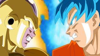 ( Amv ) Goku E Vegeta Vs  Freeza Dourado ( Carnivore )