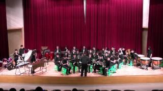 國立臺北大學管樂團 - El Relicario (Composed by Jose Padilla, arranged by Robert Longfield)
