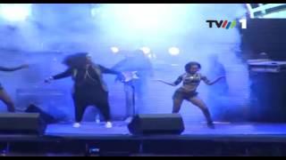 Tabanka Djaz em Nacala-Porto: Espectáculo arrastou até ao raiar do sol