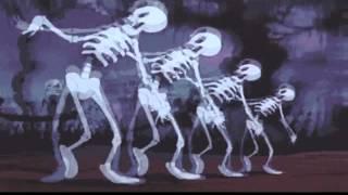 Canción Infantil Tumbas por aquí, tumbas por allá  Halloween